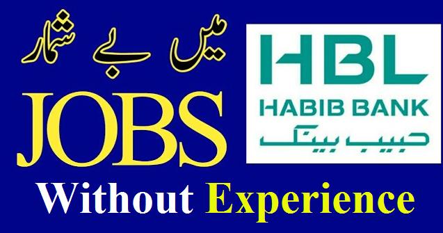 HBL Jobs 2021 Habib Bank Apply Online